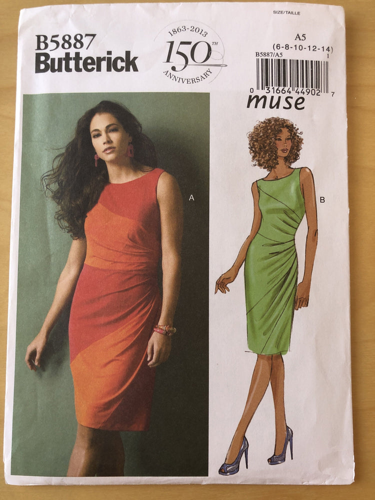 Load image into Gallery viewer, Butterick 5887