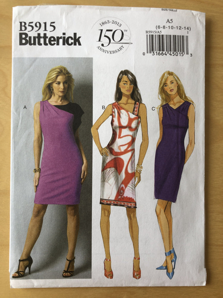 Load image into Gallery viewer, Butterick 5915