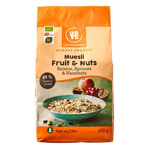 Mysli fruit & nuts Ø 650,00 g