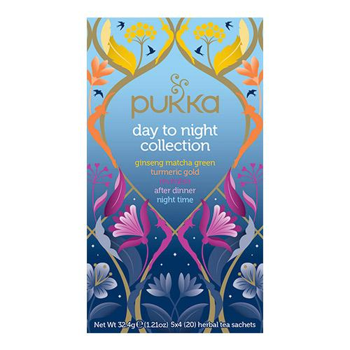 Day to Night Collection te Ø sampak 20,00 br