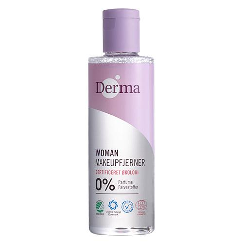 Derma Eco woman makeupfjerner 195,00 ml