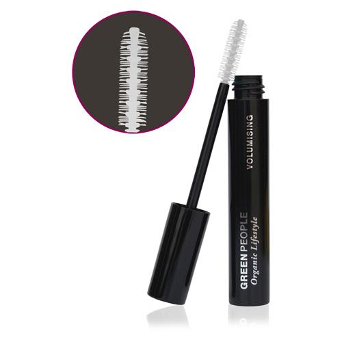 Mascara volumising black GreenPeople 7,00 ml