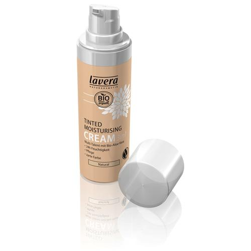 Tinted Moisturising Cream 3 i 1 Natural Lavera Trend 30,00 ml