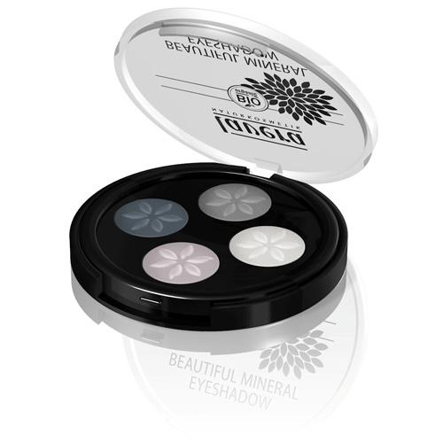 Eyeshadow Smokey Grey 01 Beautiful Mineral Quattro - Lavera Trend 3,00 g