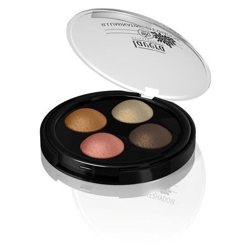Eyeshadow Indian Dream 03 Illuminating Quattro Lavera 2,00 g
