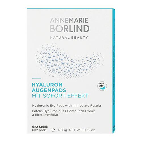 Eye pads revitalizing (6x2stk) AquaNature Annemarie Börlind 12,00 stk.