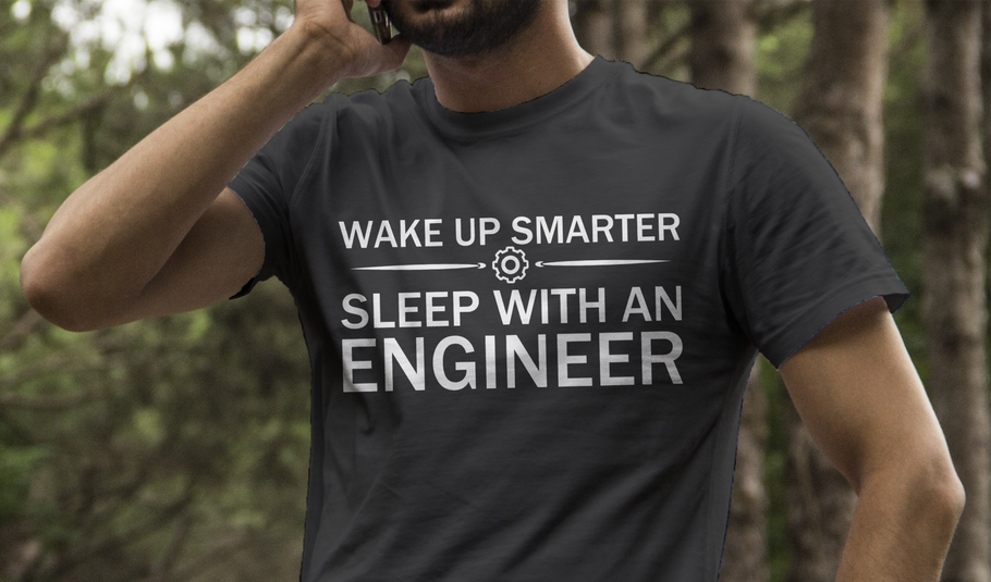15 T-Shirts & Hoodies That Any Engineer Will Love