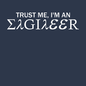 Trust Me, I'm An Engineer - Symbols