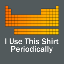 I Use This Shirt Periodically