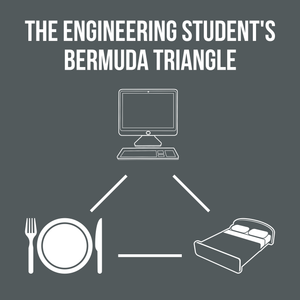 The Engineering Student's Bermuda Triangle