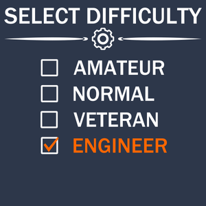 Select Difficulty - Engineering Outfitters