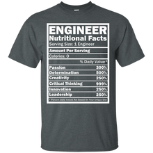 Engineer Nutritional Facts