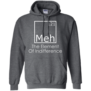 Meh - The Element of Indifference