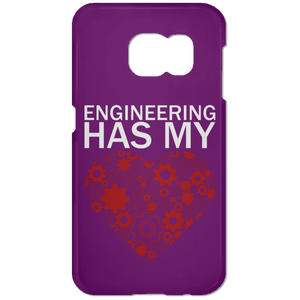 Engineering Has My Heart (Phone Case)