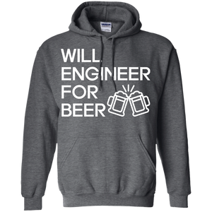 Will Engineer For Beer