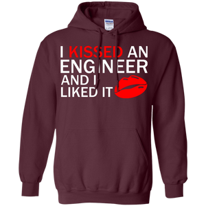 I Kissed An Engineer and I Liked It