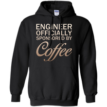 Engineer Officially Sponsored By Coffee