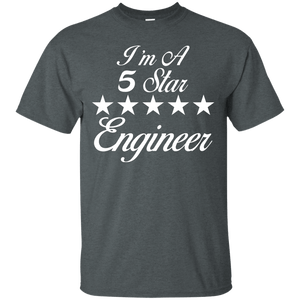 I'm A 5 Star Engineer