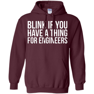 Blink If You Have A Thing For Engineers