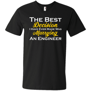 The Best Decision I Have Ever Made Was Marrying An Engineer - Engineering Outfitters