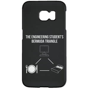The Engineering Student's Bermuda Triangle (Phone Case)