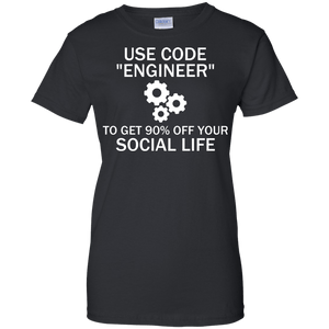 Use Code Engineer To Get 90% Off Your Social Life