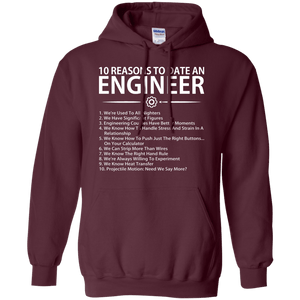10 Reasons To Date An Engineer - Engineering Outfitters