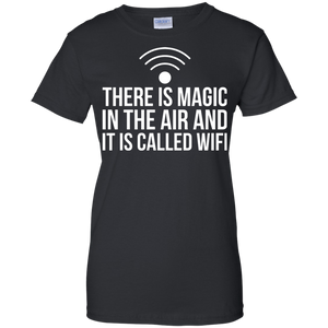 There Is Magic In The Air and It Is Called WiFi