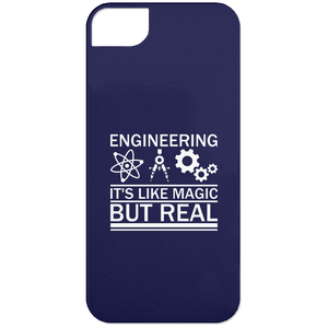 Engineering - It's Like Magic But Real (Phone Case)