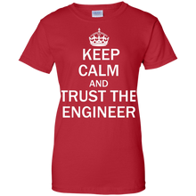Keep Calm and Trust the Engineer