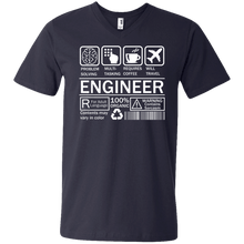 Engineer Warning Label - Engineering Outfitters