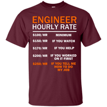 Engineer Hourly Rate