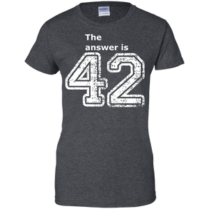The Answer Is 42 - Engineering Outfitters