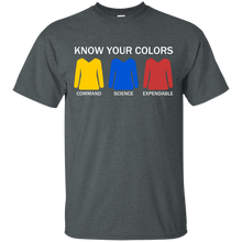 Know Your Colors - Engineering Outfitters
