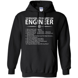10 Reasons To Marry An Engineer - Engineering Outfitters