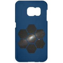 Hexagonal Andromeda Galaxy (Phone Case)