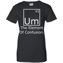 Um - The Element Of Confusion - Engineering Outfitters