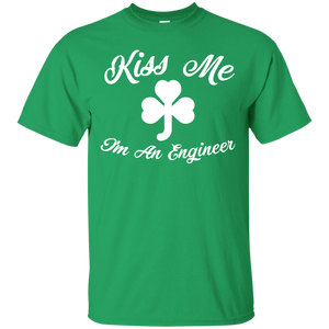 Kiss Me - I'm An Engineer - Engineering Outfitters