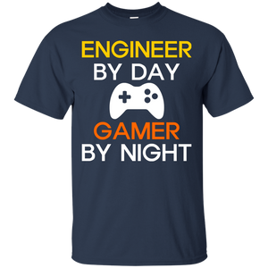 Engineer By Day - Gamer By Night