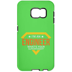 I'm An Engineer - What's Your Super Power? (Phone Case)