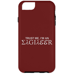 Trust Me, I'm An Engineer - Symbols (Phone Case)