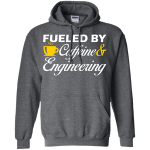 Fueled By Caffeine and Engineering