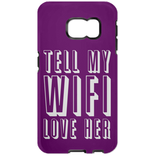 Tell My Wifi Love Her (Phone Case)