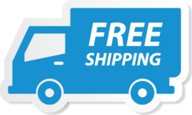 Free Shipping when you spend $50 or more