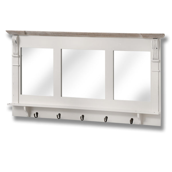 New England Wall Mounted Mirror