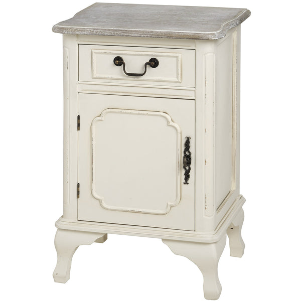 Pavilion One Drawer Bedside Cabinet - Right