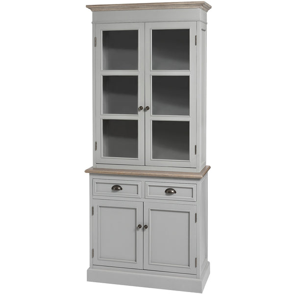 Churchill Collection Glazed Dresser - White intimacy