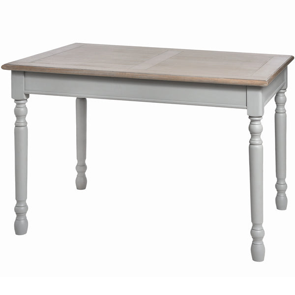 Churchill Collection Dining Table - White intimacy