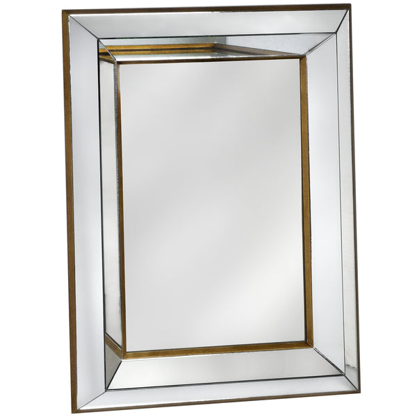 Venetian Mirrored Collection Matching Wall Mirror