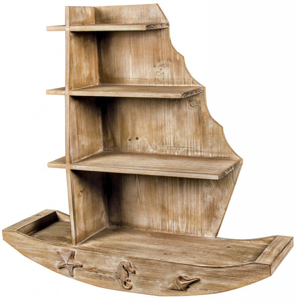 Float Your Boat Wall Shelves - White intimacy